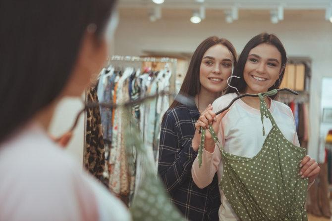 Promote Sustainable Fashion, Buy Pre-Loved